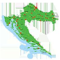 caille des bles - centre de croatie