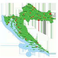 canard sauvage - centre de croatie