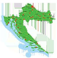 lievre - centre de croatie