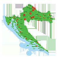 sanglier - centre de croatie